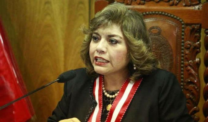 Ávalos evaluará pedido de Vizcarra sobre prisión preventiva