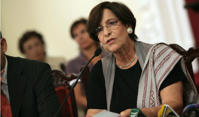Abogado de Villarán descartó pedido de prisión preventiva contra su patrocinada