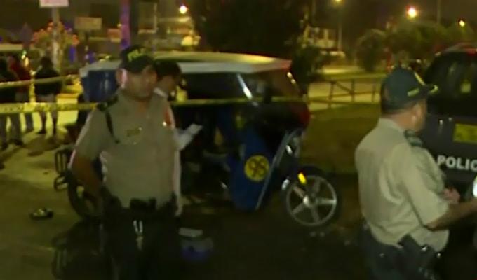 SMP: sujeto es asesinado por sicarios en presunto ajuste de cuentas