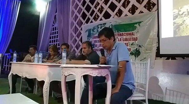 Sendero Luminoso realizó congreso terrorista en Lima