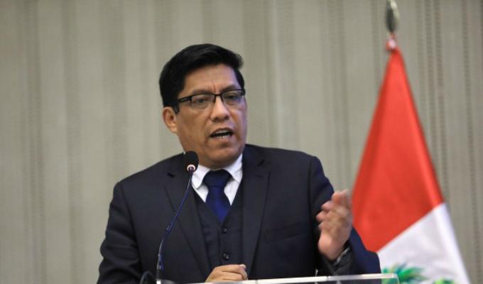 Ministro de Justicia saludó el trabajo de Vela y Pérez durante interrogatorios a Barata en Brasil