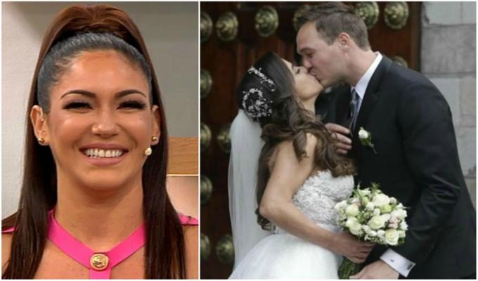 Tilsa Lozano: matrimonio de Vanessa Terkes y George Forsyth fue un show