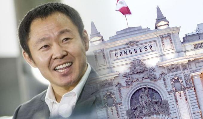 El retorno de Kenji Fujimori al Congreso se definirá la próxima semana