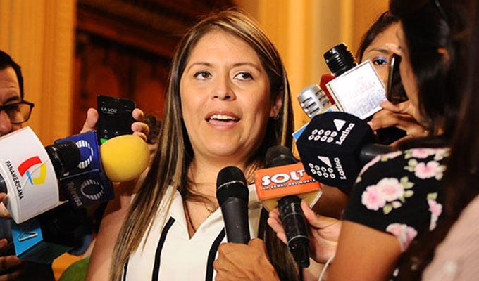 Congresistas opinan sobre propuesta de vacancia presidencial de Vilcatoma