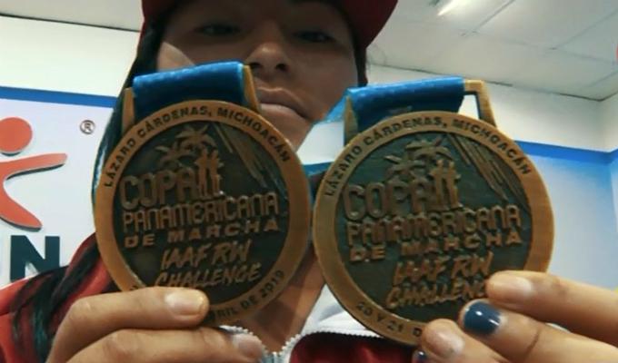 Juegos Panamericanos Lima 2019: Evelyn Inga busca el podio en marcha atlética