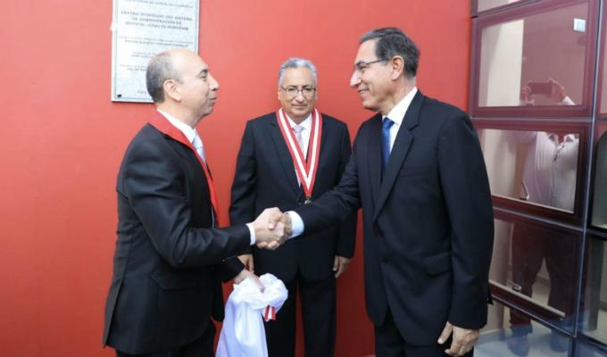 Vizcarra: Ejecutivo atenderá con celeridad pedido de presupuesto del PJ y MP