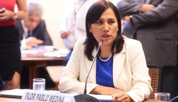 Flor Pablo Medina: las preguntas que deberá responder en interpelación