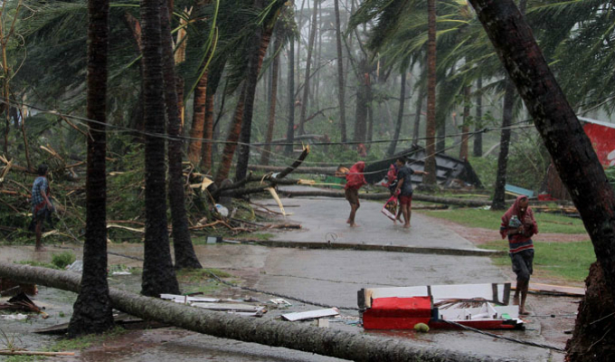 India: devastador ciclón Fani deja 11 muertos y múltiples daños