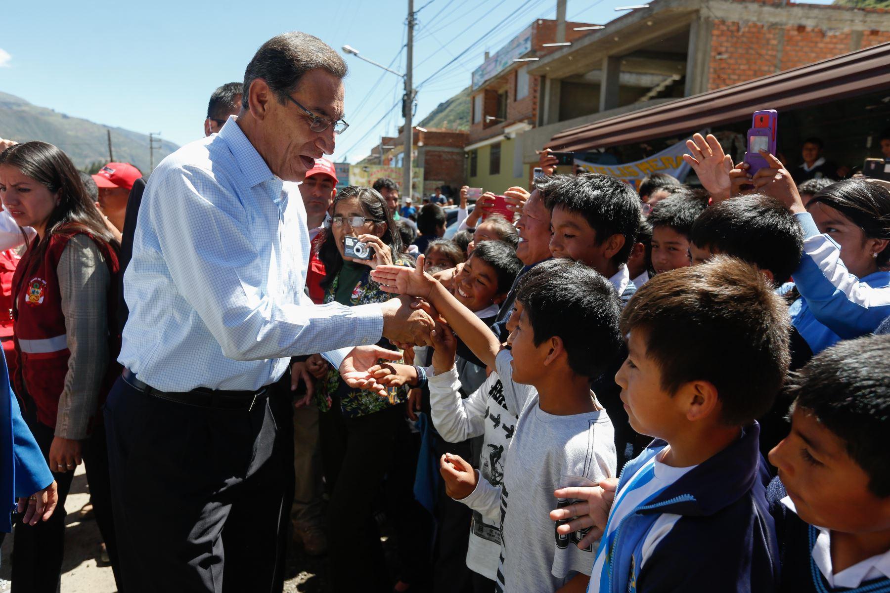 Presidente Vizcarra: No es la voluntad del Gobierno cerrar el Congreso