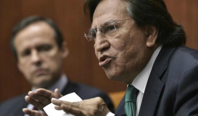 Medios internacionales informan sobre arresto de Alejandro Toledo