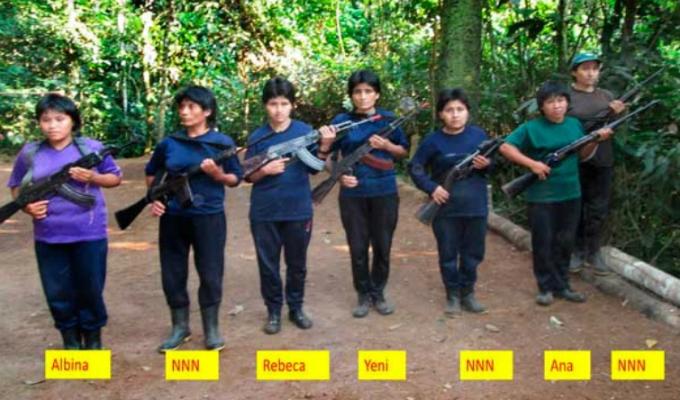 Congreso cita a jefe de la Dircote por caso 'Mujeres de Sendero Rojo'