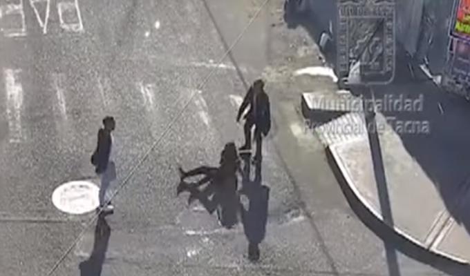 Tacna: pareja que discutía en discoteca termina en comisaría por agresiones