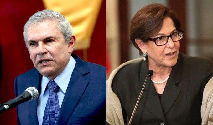 Informe final sobre aumento de peajes halla como responsables a Villarán y Castañeda