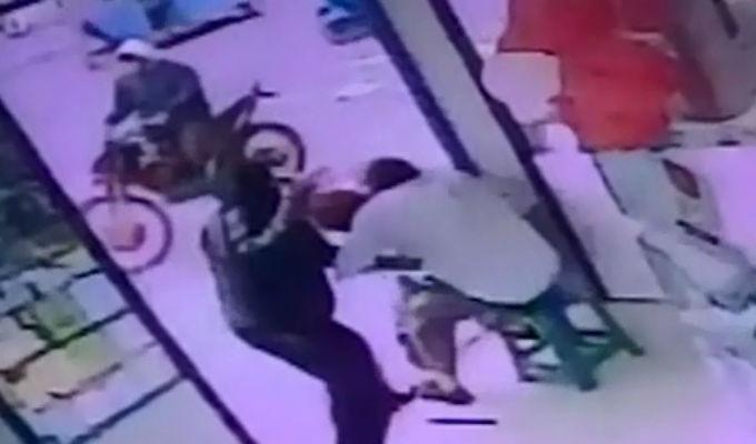 Chincha: delincuentes motorizados asaltan a cambista