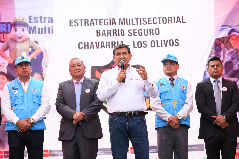 Lima Norte tendrá atención especial de la PNP en la lucha contra la delincuencia