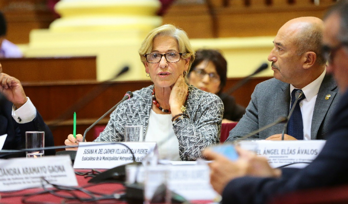 Susana Villarán aceptó aportes de Odebrecht antes de audiencia de este lunes 13