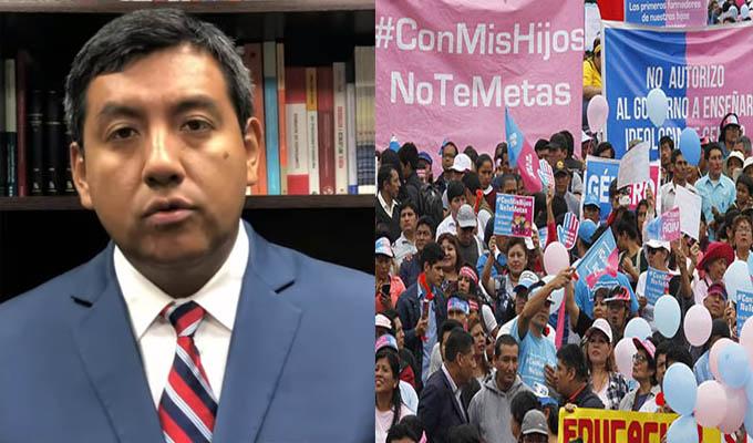 "Martín Santivañez: se avecina un ""conflicto cultural"" en Latinoamérica"