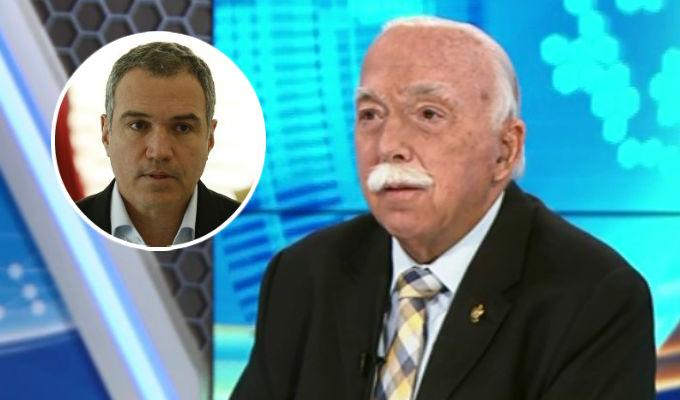 """Tubino dice a Del Solar """"que no pierda las esperanzas"""" de sacar adelante reforma política"""