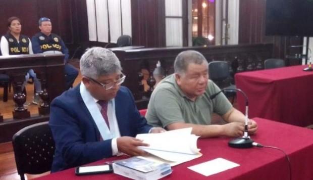 Cuellos Blancos: confirman detención preliminar de exjuez Ricardo Chang
