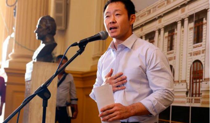 Fuerza Popular: desconocen saber sobre pedido para retorno de Kenji Fujimori al Congreso