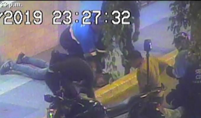 Santa Beatriz: delincuente fallece durante persecución policial