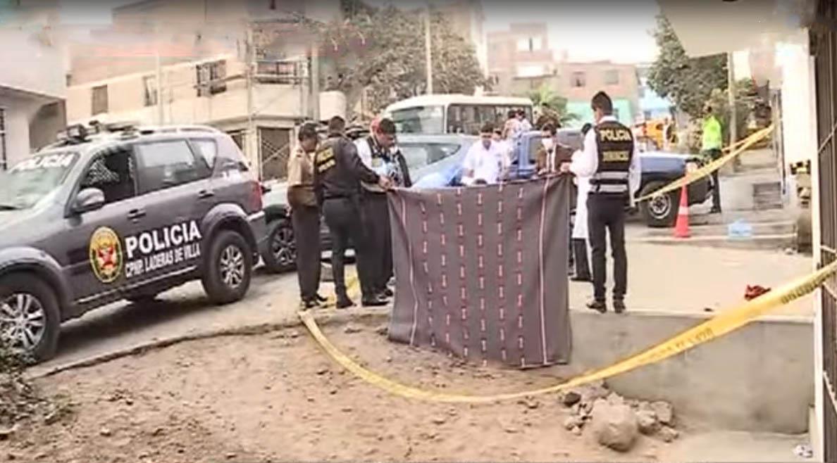 Asesinan de quince disparos a ciudadano extranjero en SJM
