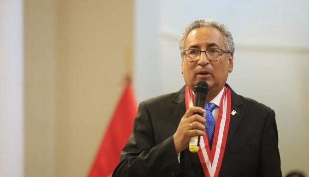 José Luis Lecaros: PJ no tiene responsabilidad en liberación de sicario