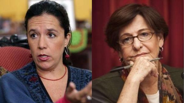 Proponen incluir a Marisa Glave en investigación por el caso Susana Villarán