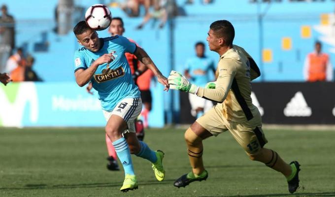 Por el Torneo Apertura: Cristal venció con goleada a San Martín (4 – 0) por la Liga 1