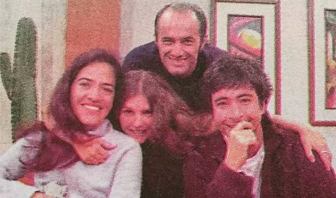 Pataclaun: Wendy Ramos comparte fotografías inéditas del elenco