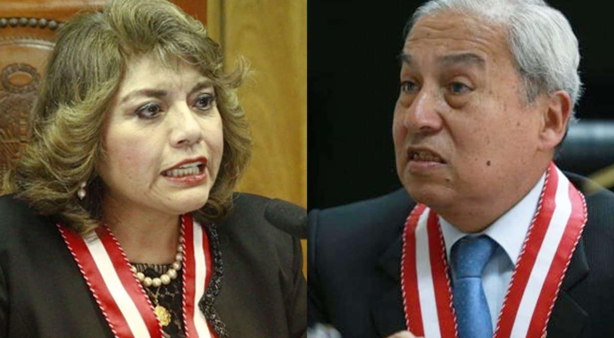 Fiscal de la Nación presentó denuncia constitucional contra Pedro Chávarry