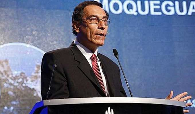 Moquegua: Fiscalía denuncia a Vizcarra por cobros indebidos