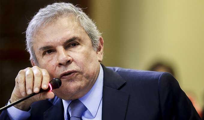 Revelan que OAS habría entregado US$480 mil a intermediario de Castañeda Lossio