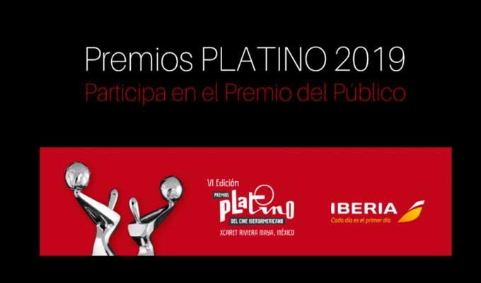 Descubre los ganadores del Premio Platino del Público 2019