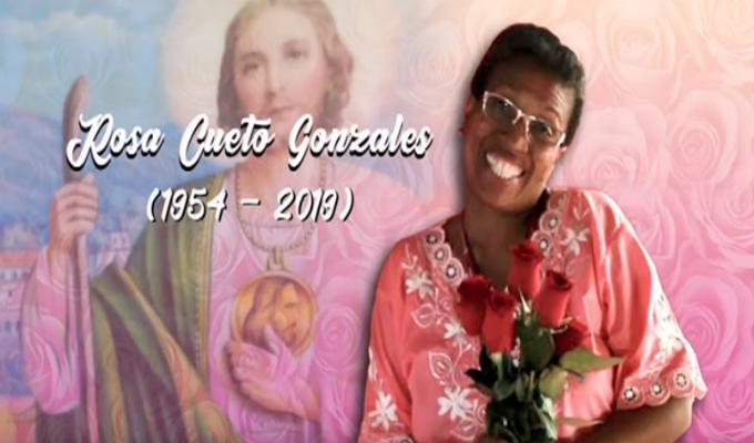 Panamericana Televisión lamenta el sensible fallecimiento de Rosa Cueto