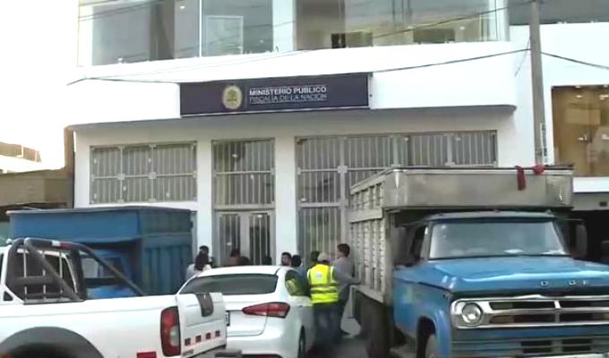 SJL: vigilante muere durante intento de asalto a sede de Fiscalía