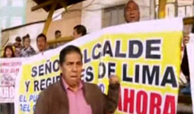 Puente Piedra: decenas protestan contra el pago excesivo de peajes