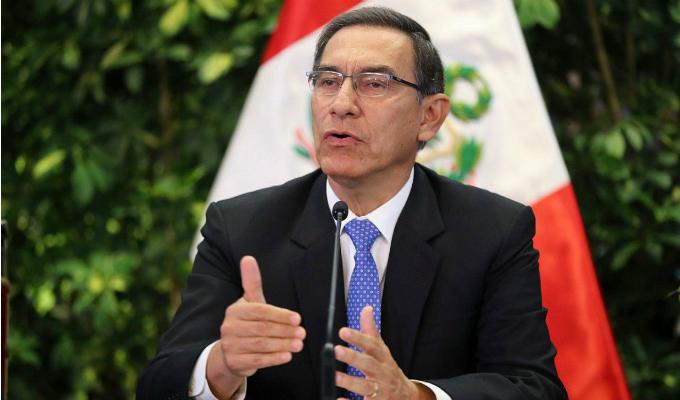 Vizcarra envió carta al Ministerio Público para someterse a investigaciones