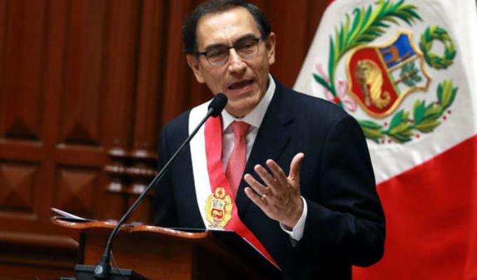 Vizcarra explicó porqué el Ejecutivo desistió de participar en Comisión de Constitución