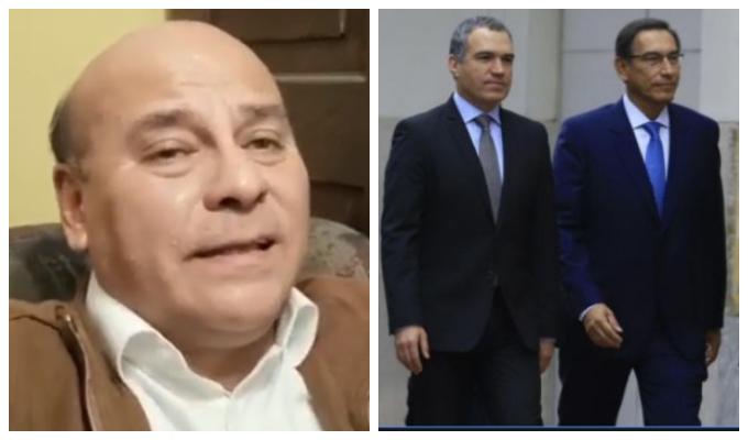 César Campos: Vizcarra y Del Solar ocultan su fracaso