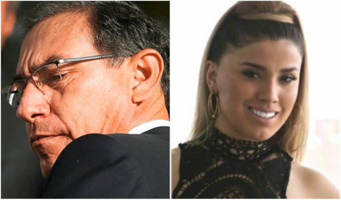 Yahaira Plasencia se pronuncia sobre supuestos vínculos con Martín Vizcarra
