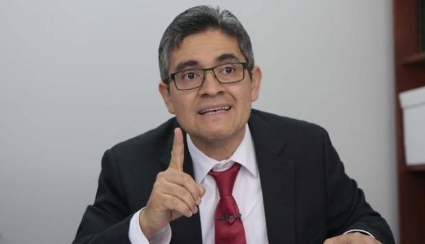 Fiscal Pérez: Si es designado en la JNJ, David Dumet tendría que inhibirse de evaluarme