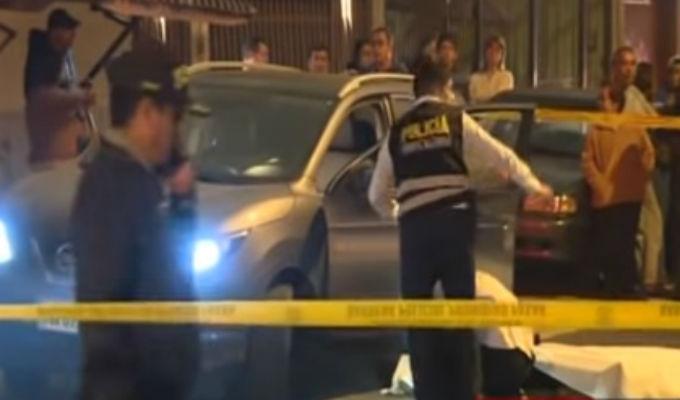 Bellavista: fisicoculturista fue asesinado a balazos en su vehículo