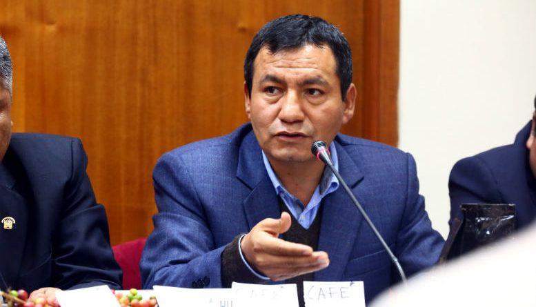 PJ pide a Congreso levantar inmunidad para arresto de Joaquín Dipas