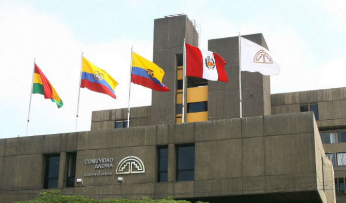 Cumbre Presidencial Andina se realizará este domingo 26