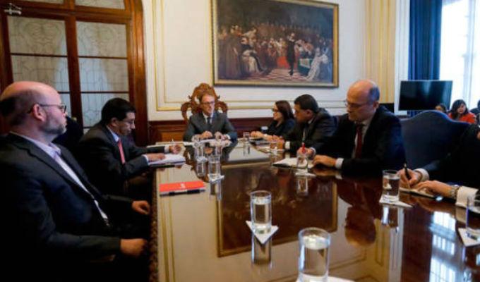 LAMSAC y Rutas de Lima dispuestas a mejorar contratos de peajes