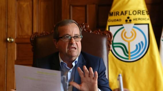 Alcalde de Miraflores renunció a Solidaridad Nacional por supuestos aportes de OAS