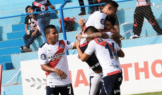 Deportivo Municipal derrotó por 5-0 a Pirata FC en Huacho