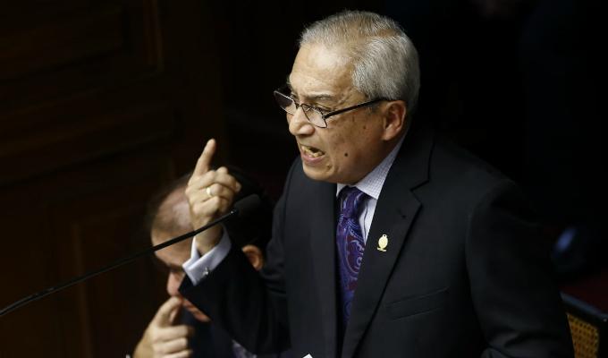 Comisión rechazó suspensión e inhabilitación a Pedro Chávarry