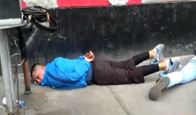 Cercado de Lima: frustran asalto con detención de dos sujetos armados